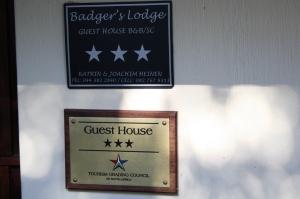 Baders Lodge Knysna